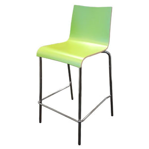 Arkley High Back Café Stool