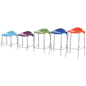 Stool Student Lipped Stool