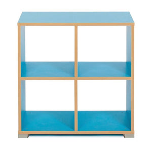 Storage Unit Candy Colours 4 Cube (2 x 2) Room Divider