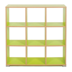 Storage Unit Candy Colours 9 Cube (3 x 3) Room Divider