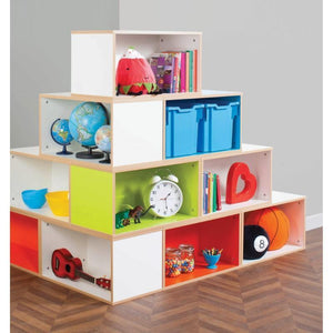 Storage Unit Candy Colours Stacking Storage
