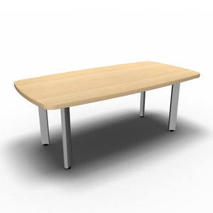 Table 1200 x 600 x 450mm / Maple Synergy Coffee Tables