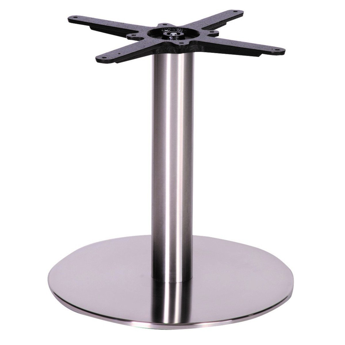 ... Table Base Fabio Stainless Steel Table Base ...