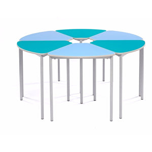 Table Creative Cluster Pie Table