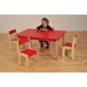 Table Rectangular Nursery Tables