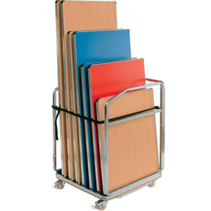 table storage trolley Table Storage Trolleys