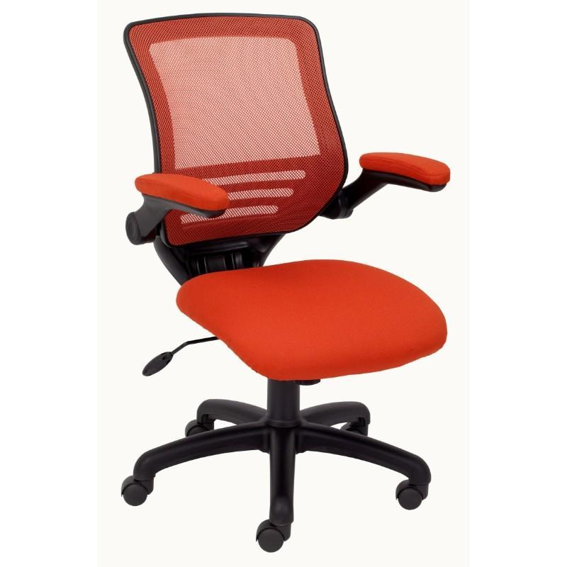 Task Chair Black Kelmscott Mesh Back Task Chair Black