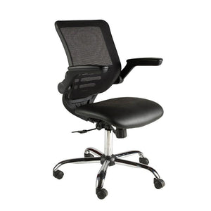 Task Chair Chrome Chertsey Mesh Back Task Chair Chrome