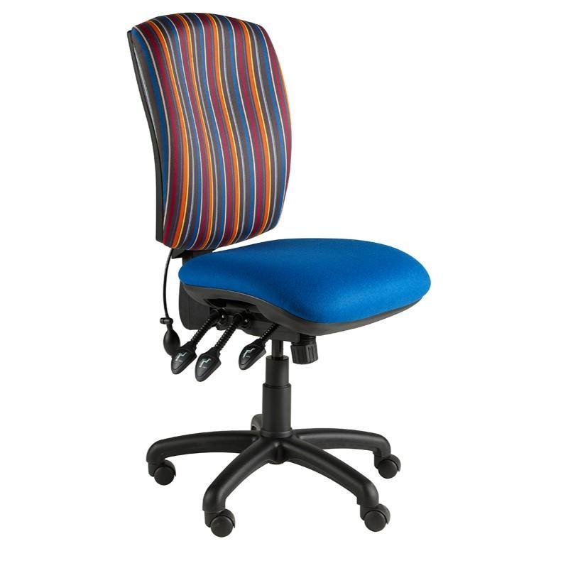 Task Chair No Arms / Black Eton Task Chair No Arms / Black