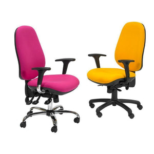 Task Chair No Arms / Black Evolve Task Chair No Arms / Black