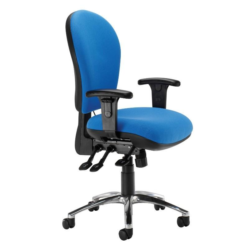 task chair No Arms / Operator Plus Mechanism / Black Colon Task Chair No Arms / Operator Plus Mechanism / Black