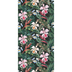 Wall Acoustics Botanical  Tropical Muffle Pattern - Botanical Botanical  Tropical