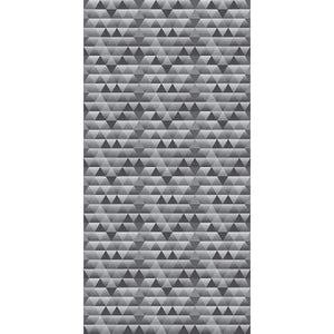 Wall Acoustics Charcoal Muffle Patterns - Triangle