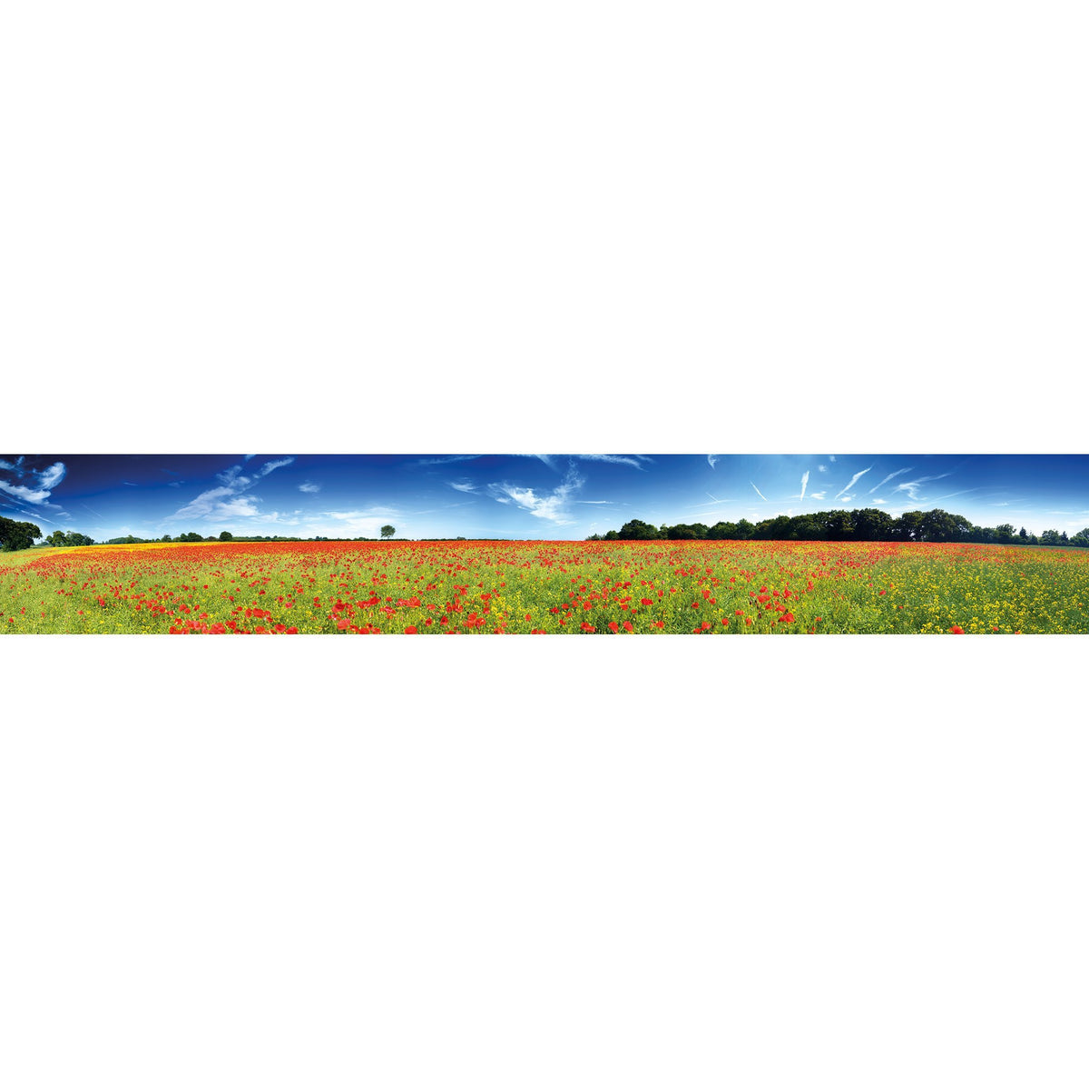 Wall Acoustics Full Size Mural Muffle Mural - Poppies Full Size Mural