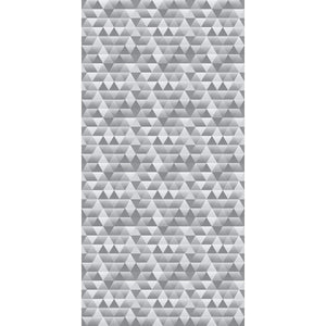 Wall Acoustics Grey Muffle Patterns - Triangle