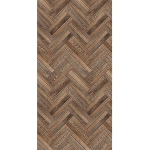 Muffle Pattern - Wood