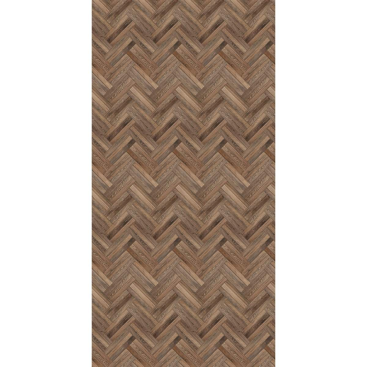 Wall Acoustics Herringbone Small Muffle Pattern - Wood Herringbone Small