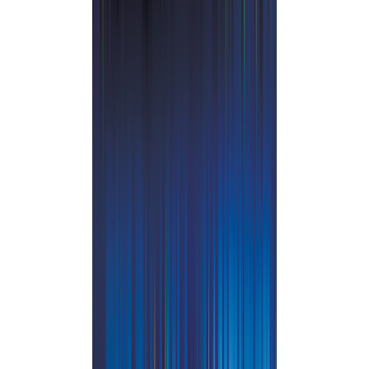 Wall Acoustics Panel 1 Muffle Abstract Mural - Kinetic Blue Panel 1
