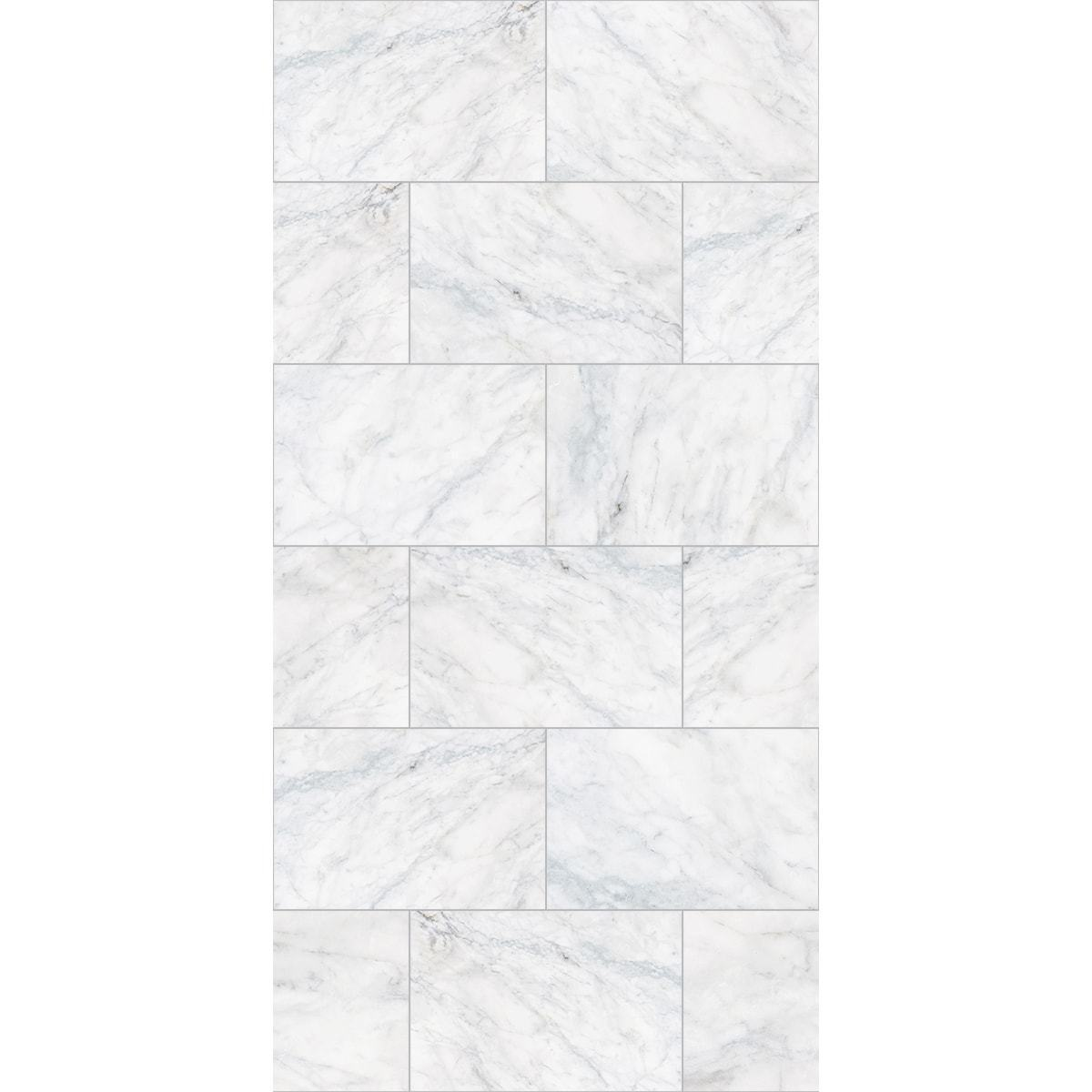 Wall Acoustics Rectangle Muffle Patterns - Marble