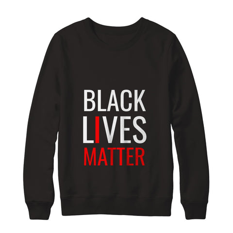 Black Lives Matter, I Matter - jahst.Me apparel, accessories, & more