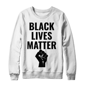 Black Lives Matter Fist - jahst.Me apparel, accessories, & more