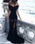 Cap Sleeves Mermaid Prom Dress 2020 Long Party Gown Slit
