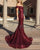 Shining Sequined Prom Dresses Mermaid Long Evening Gown