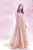 Sparkly Champagne Prom Dresses with V Neckline Off The Shoulder Long Prom Gowns for Party