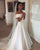 wedding-dresses-2019 satin-wedding-gowns bridal-dress-2019-new-arrival elegant-wedding-gowns wedding-dress-backless wedding-dress-a-line wedding-dress-cap-sleeve