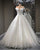 Real Photo 2019 Lace Wedding Dresses Off The Shoulder Cap Sleeve Modest Bridal Wedding Dress Ball Gown