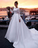 wedding-dress-full-sleeve wedding-dresses-2019 satin-wedding-gowns bridal-dress-2019-new-arrival elegant-wedding-gowns wedding-dress-backless sexy-wedding-dresses wedding-dress-long-sleeve