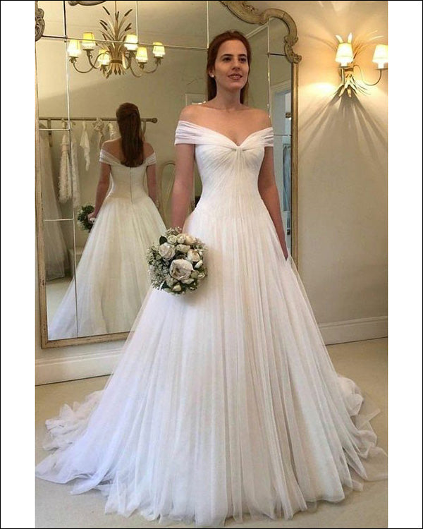 33c5cf9b3e6 wedding-dresses-tulle wedding-dresses-2019 wedding-dress-summer wedding