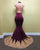 2019-prom-dress backless-prom-dress-gold-lace sexy-mermaid-evening-dresses formal-dresses prom-dresses-burgundy vestidos de noite vestidos de noche vestidos de noche sirena vestidos de noite sereia