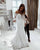 Sexy 2019 Beach Wedding Dresses Mermaid Off The Shoulder Lace Wedding Gowns V-Neck