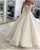 Elegant Wedding Dresses Ball Gown Cap Sleeves Lace Appliques Luxury Bridal Gown Pleats 2020