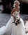Romantic Lace Beach Wedding Dresses A-line Sweetheart Sheer Lace Appliques Princess Bridal Gowns