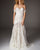 Popular Bohemian Lace Wedding Dresses with Cap Sleeve Fitted Mermaid Wedding Gowns New Fashion