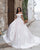 Popular Off The Shoulder Wedding-Dresses Belt Beaded Sequins Lace Satin-Ball-Gown Bridal-Gowns 2020-collection new-arrival elegant-dress
