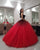 Gorgeous Ball Gown Prom Dresses Gradient Tulle Pageant Party Gowns