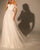 Fashion Off The Shoulder Tulle A-line Wedding Dresses Cap Sleeve 2021 Bridal Gowns Chapel Train
