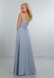 Sexy Halter Bridesmaid Dresses Chiffon Ruched A line Wedding Party Gowns