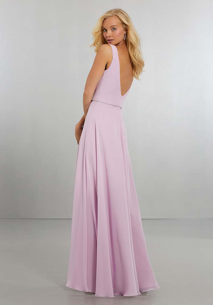 b27725de957 Elegant Pink Mother of the Bride Dresses Chiffon Beaded Long Party Dress  with Jackets