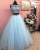 prom-dresses-beadings prom-dress-tulle two-piece-prom-gowns prom-dress-2018 new-2018-prom-dress prom-dresses-ice-blue prom-dresses-beaded prom-dresses-ball-gowns trajes de gala vestidos de baile выпускные платья prom-dresses-light-blue