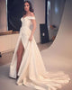 wedding-dresses- Galia-Lahav wedding-gowns wedding-dress-satin wedding-dress-taffeta wedding-dress-2k18 wedding-dress-2k19 wedding-dress-off-the-shoulder wedding-dress-slit wedding-dress-chapel-train ava-clara