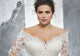 Elegant Plus Size Lace Mermaid Wedding Dresses with Long Sleeves