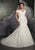 Elegant 2018 Plus Size Mermaid Lace Wedding Dresses with Cap Sleeves
