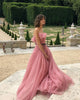 prom-dresses-2018 prom-dress-2019 prom-dress-tulle-ruffles long-prom-gowns prom-gowns-strapless