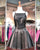 Sexy Black Satin Homecoming Dresses 2018 New Spaghetti Straps Ball Gown Prom Party Gowns