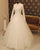 wedding-dresses-modest Arabic-Muslim-Wedding-Dresses Wedding-Dresses=High-Collar Wedding-Dresses-Long-Sleeve Puffy-Bridal-Gown Sweep-Train Tulle-Wedding-dresses White/Ivory-Hijab-Wedding-Dress vestidos de noiva 2018-wedding-dresses fashion-new-wedding-dresses-2019 wedding-dresses-a-line