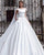Elegant 2018 Satin Wedding Dresses Ball Gown Off The Shoulder Bridal Wedding Gowns Stylish